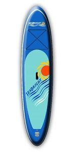 Inflatable SUP - Stand Up Paddle Board - by SeaBright Marine