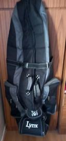 Lynx Golf Travel Bag