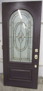 used front exterior doors
