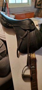 English saddle for sale or trade