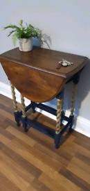 Upcycled Hardwood Table
