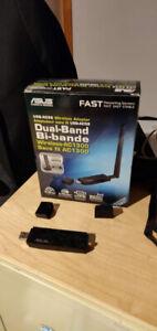 ASUS USB-AC56 adapteur sans fil