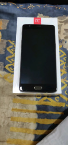 One Plus 3T 64gb Gunmetal - With Free Screen Protector