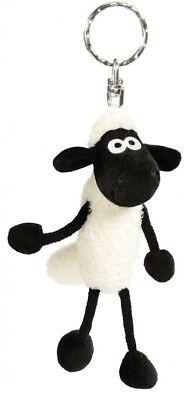 Nici Beanbag Schlüsselanhänger Shaun das Schaf mit Plüschtier Anhänger Stofftier