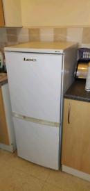 Medium size fridge freezer