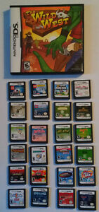 So Many Nintendo DS Games!!!