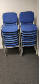 Blue Office Chairs
