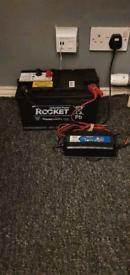 Stop Start Battery