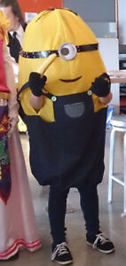 Original Minion Costume for Halloween - Handmade from scratch