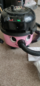 Hetty vacuum cleaner and bags