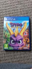 Spyro Reignited Trilogy PS4 £15