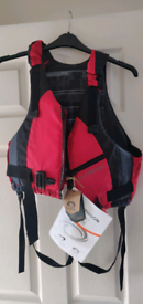 BRAND NEW LIFEJACKET WITH TAGS