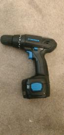 Powerbase 12v Ni-Cad Drill Driver