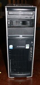 HP xw4600 Workstation Cambridge Kitchener Area image 1