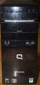 Compaq Presario AMD Dual Core Desktop PC