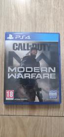 Call Of Duty Modern Warfare PS4!