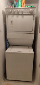 Whirlpool Laundry Centre **No Dryer Heat**
