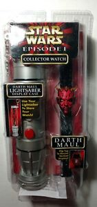 Star Wars - Episode 1 - Darth Maul Watch - New in Box