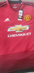 Manchester united jersey home kit 2018/2019 medium Alexis 7