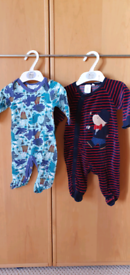 Baby boy 0 to 3 months bundle of clothes