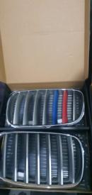 Bmw x5 e70 bonnet grill