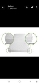 BN Cot bed mattress