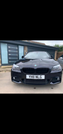 🖤BMW M Sport 525d🖤 fully loaded with very low miles 83k only🖤