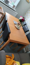 FREE Family extendable dining table and chairs