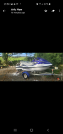 Yamaha xlt 1200 jetski 3 seater