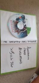 Free XBOX 360 Assassin's Creed Revelations