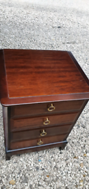 Stag minstrel 4 drawer chest suit upcycling