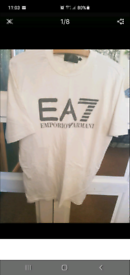 MENS T SHIRT REDUCED!!!!from £15
