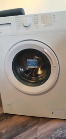 beko washing machine 1200spin great condition please see