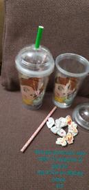 Disney drinking cups