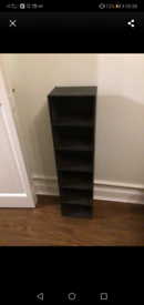 Dvd cd shelves