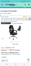 Office chair gaming