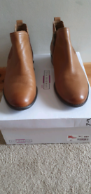 Genuine leather women boots UK 6 (40)