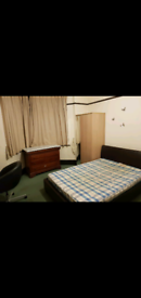 Spacious double size room for rent in excellent location