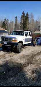 Ford 7.3 Powerstroke turbo diesel