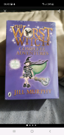 The worst witch complete adventures