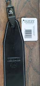 REAL LEATHER GUITAR STRAP BRAND NEW