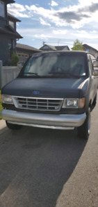 Ford e-250, cargo van, low kms, 170k,