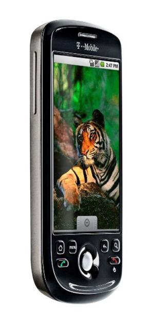 HTC myTouch 3G - Black (Unlocked) Smartphone