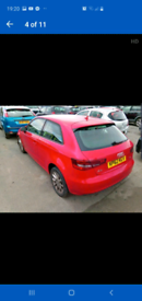 Audi A3 for breaking 2014