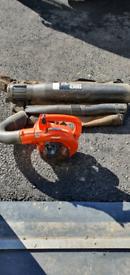 Echo leaf blower / leaf vacuum