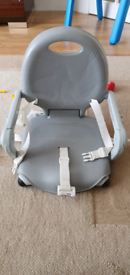 Chicco pocket chair booster seat