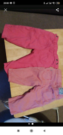 Petit Bateau trousers for girls