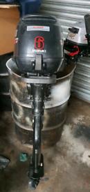 Suzuki 6hp Outboard