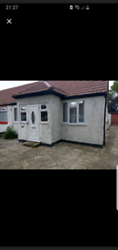 4 Double bedrooms with large kitchen and reception
