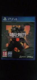 Black ops 4 playstation 4 game bo4 cod bo4 brand new